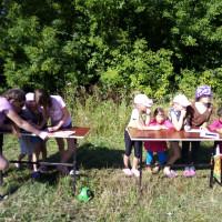 Нижнесикиязовская сельская библиотека совместно с СДК провела для детей конкурсно–игровую программу «Мы знаем и любим природу»