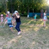 Асавская сельская модельная библиотека провела летнюю игровую программу «Мой весёлый звонкий мяч»