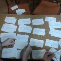 Библиотечный урок в Кумьязинской модельной библиотеке