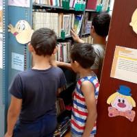 В Сейтяковской библиотеке провели информационный час «Удивительный библиотечный мир»