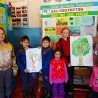 В Верхнекансияровской сельской библиотеке прошел День родословной