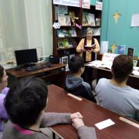 День башкирского языка в Нижнесикиязовской библиотеке