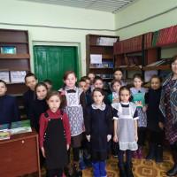 Шавьядинская сельская библиотека провела литературную викторину «Узнай сказку» для учащихся начальных классов.