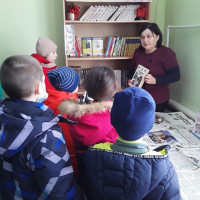 В Староянбаевской сельской модельной библиотеке прошла экскурсия «Чудесная страна – библиотека», которая посвящена «Неделе детской книги»