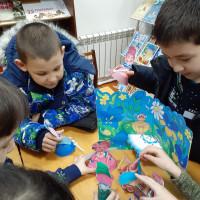 Экскурсия в Сейтяковской сельской библиотеке
