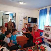 В дни летних каникул в Асавской сельской модельной библиотеке прошла экскурсия для ребят из лагеря СОШ №1 имени Героя Советского Союза Шакирова Ульмаса Шакировича с. Старобалтачево.