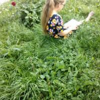 Сейтяковская сельская библиотека. Фотоконкурс «Пойман за чтением»