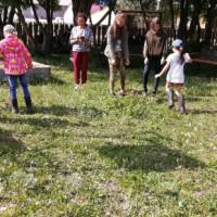 Тучубаевская сельская библиотека провела игровую программу «Пусть, детство звонкое смеется», приуроченная к Международному дню защиты детей