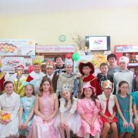 Традиционно в дни весенних школьных каникул проводится Неделя детской книги.
