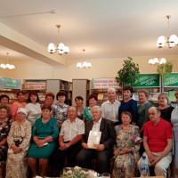 18 мая в читальном зале Центральной библиотеки состоялась презентация новой книги – «Көмьязы – туган авылым» Ханиса Хазимова.