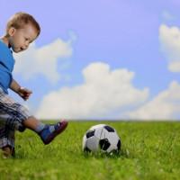 Детская модельная библиотека отмечает Всемирный День детского футбола
