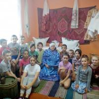 В Нижнекарышево прошли громкие чтения