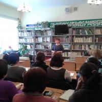 5 февраля в Балтачевской центральной библиотеке состоялся очередной семинар библиотечных работников района.