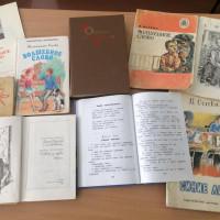Детская модельная библиотека отмечает день рождения Валентины Александровны Осеевой