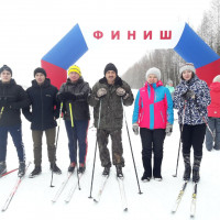 Сотрудники Балтачевской ЦБС приняли участие в лыжных соревнованиях