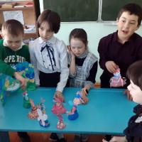 В Сейтяковской сельской библиотеке прошел турнир знатоков сказок