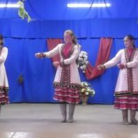 Флешмоб ко Дню национального костюма в Староянбаевской модельной библиотеке