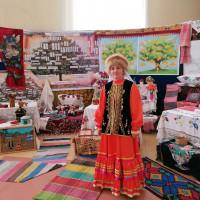 Балтачевская центральная библиотека отмечает День национального костюма