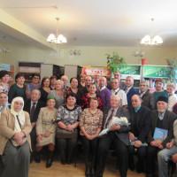 10 апреля прошла презентация книги Х.Хазимова и Р.Гарипова «Уразай һәм уразайлылар».
