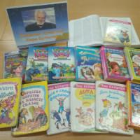 Детская модельная библиотека отмечает день рождения Кира Булычева (Игоря Всеволодовича Можейко)