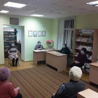 Староянбаевская сельская модельная библиотека провела беседу на тему «Здоровье – это ценность»