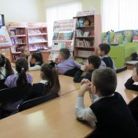 В детской библиотеке рассказали о Сталинградской битве