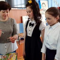 В дни празднования 135-летия со дня рождения татарского писателя Габдуллы Тукая в Сейтяковской СОШ состоялся литературный праздник.
