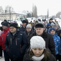 23 февраля библиотекари Балтачевской центральной и Детской модельной библиотек приняли участие в митинге, посвященном Дню защитника Отечества.
