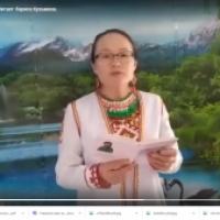 Нижнесикиязовская сельская библиотека отмечает Международный день родного языка