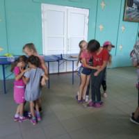 Нижнесикиязовская сельская библиотека совместно с СДК провела для детей игровую программу «Когда мои друзья со мной»