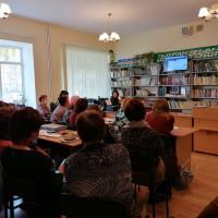 В Балтачевской центральной библиотеке прошел семинар библиотечных работников