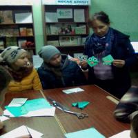 В Нижнесикиязовской сельской библиотеке для детей прошла информационно-познавательная программа «В мире прекрасного» в рамках Всероссийской акции «Ночь искусств – 2018».