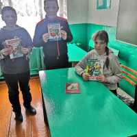 В Кундашлинской сельской библиотеке прошел поэтический час « Поэзия в мир нашем »