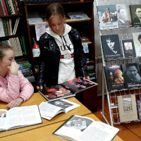 Сейтяковская сельская библиотека присоединилась к Всероссийской акции «Культурная суббота»