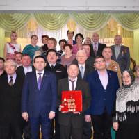 22 декабря состоялось мероприятие «Великий подвиг в памяти народа», посвященное юбилейной дате Героя.
