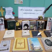 Нижнесикиязовская сельская библиотека провела для любителей поэзии час поэтического настроения «Мир поэзии прекрасен».