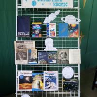 Нижнесикиязовская сельская библиотека совместно с СДК провели познавательно- развлекательную программу «Удивительный мир космоса».