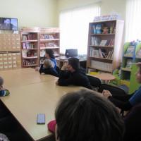Литературный час, посвященный В.М.Гаршину в детской модельной библиотеке