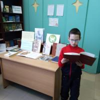Нижнесикиязовская сельская библиотека присоединилась к I межрегиональной Акции «Читаем башкирский народный эпос «Урал батыр»