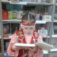 Урок фольклора в Кумьязинской модельной библиотеке