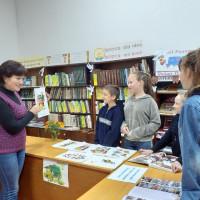 Информационно-познавательный час в Сейтяковской сельской библиотеке