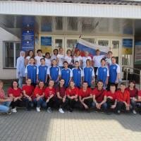 22 августа в селе Старобалтачево в рамках празднования Дня Государственного флага Российской Федерации прошел флешмоб под названием «Мы вместе под флагом России».