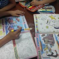 В Тучубаевской сельской библиотеке провели с детьми День периодики