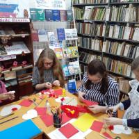 Праздник влюбленных в Сейтяковской сельской библиотеке