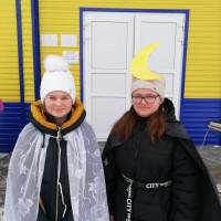 Нижнесикиязовская сельская библиотека совместно с работником клуба и МОБУ СОШ организовали и провели фольклорный праздник весны «Нэуруз – халкыбыз бэйрэме!»
