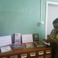 Нижнесикиязовская сельская провела тест-акцию к Международному дню грамотности