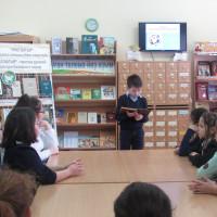 Международный день родного языка, Детская модельная библиотека