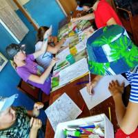 Верхнекансияровская сельская библиотека провела библиотечный урок «Правила обращения с книгой».
