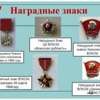 29 октября 2018 года в России широко отмечается столетний юбилей самой массовой общественно-политической организации советской молодежи – комсомола.