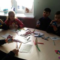 Экологический урок в Тошкуровской сельской библиотеке